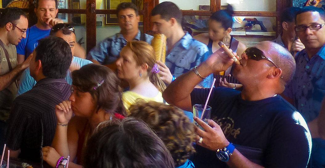 Bodeguita del Medio, La Habana