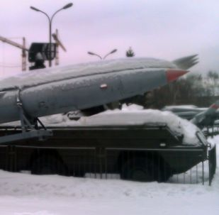 El misil soviético P-5