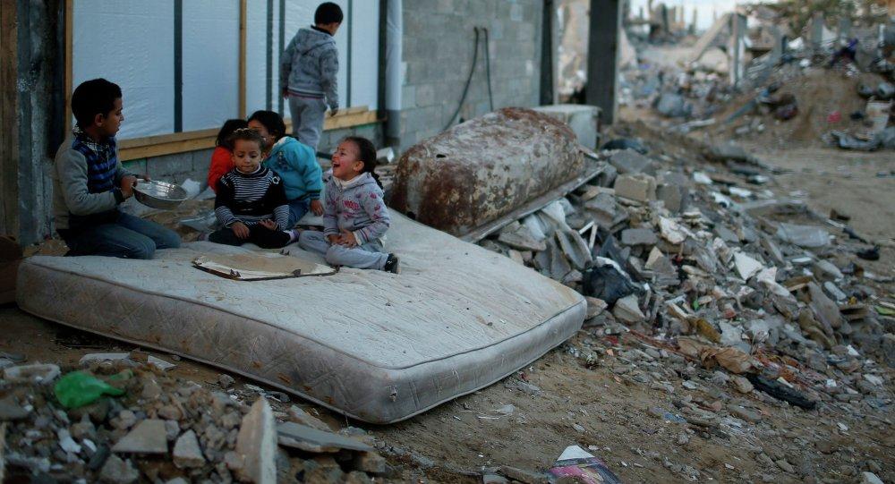 """Israel arresta cada año a unos 700 niños palestinos que denuncian """"maltrato"""""""