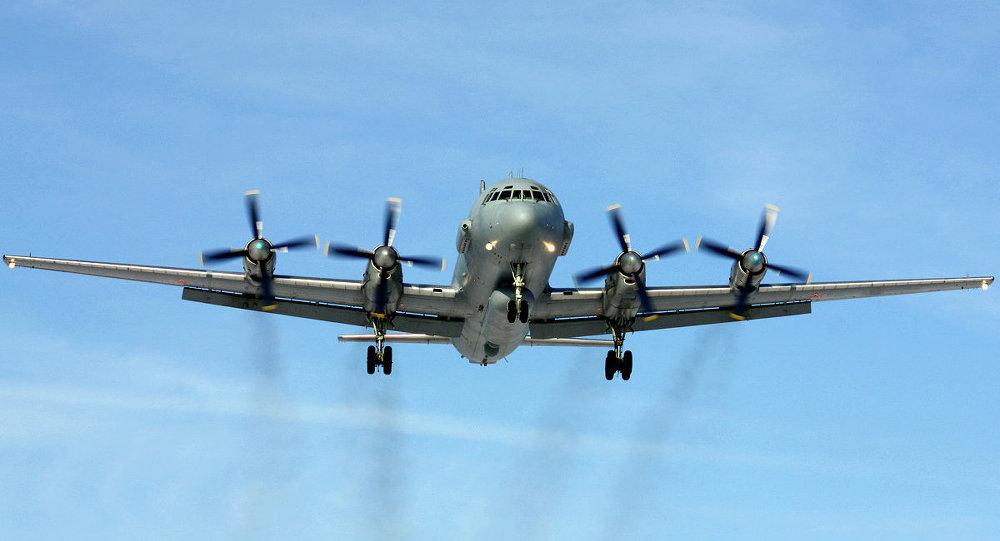 Il-20 (Archivo)
