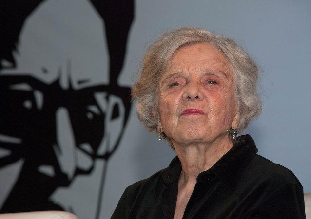 Elena Poniatowska, escritora mexicana