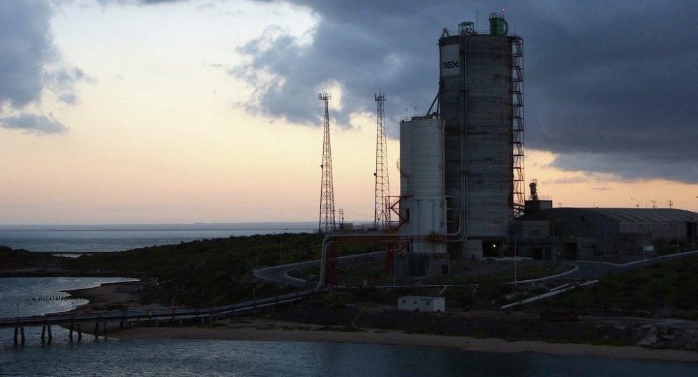 Almacenamiento de petróleo de Pemex