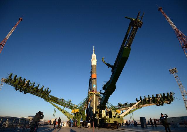 Cohete Soyuz TMA-15M