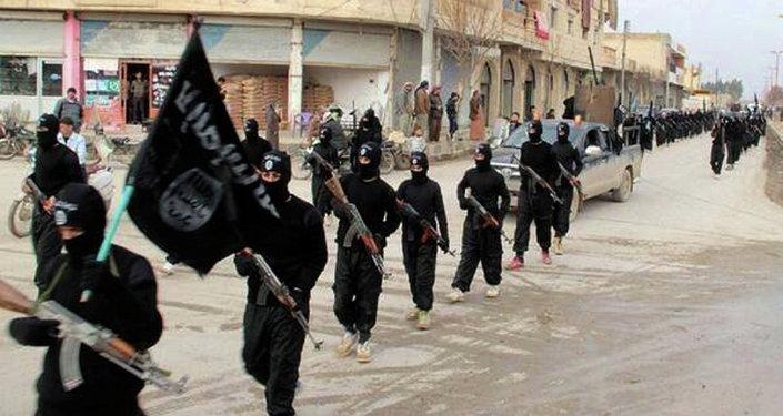 Grupo yihadista Estado Islámico
