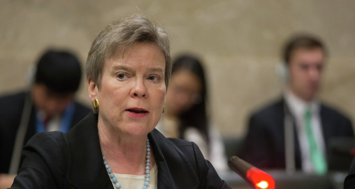 Acting Under Secretary Gottemoeller Addresses Conference on Disarmament