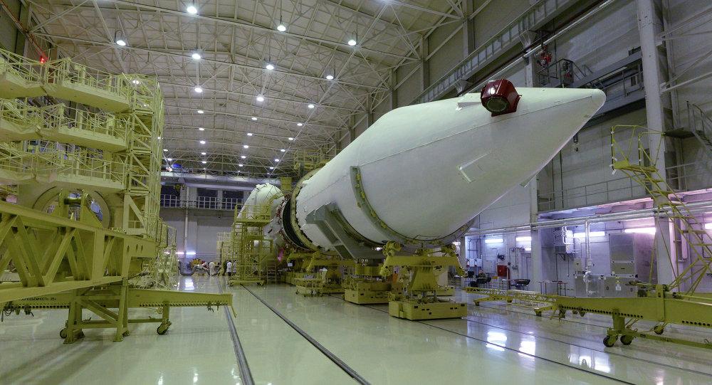 Cohete portado pesado Angará