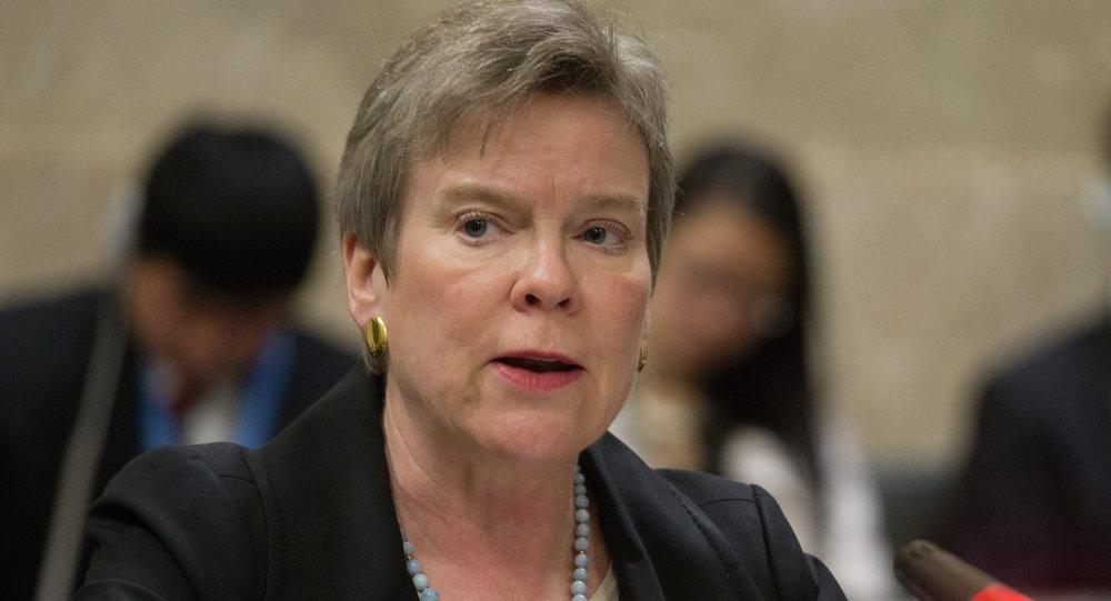 Acting Under Secretary Gottemoeller Addresses Conference on Disarmament
