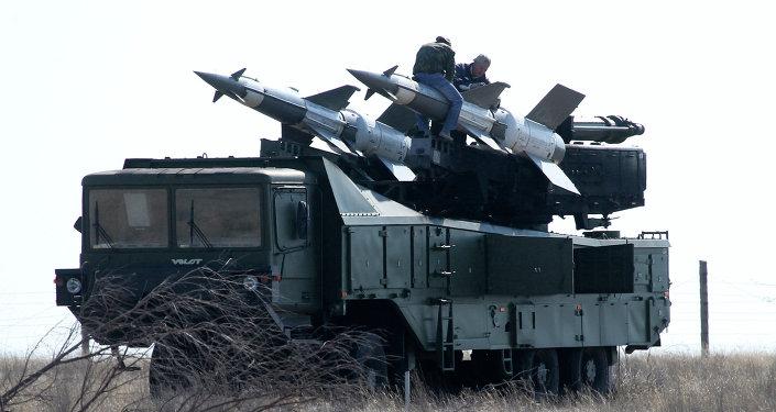 Sistema antiaéreo ruso Pechora