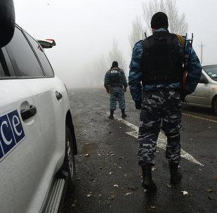 La OSCE dice no tener acceso a varias regiones de Ucrania