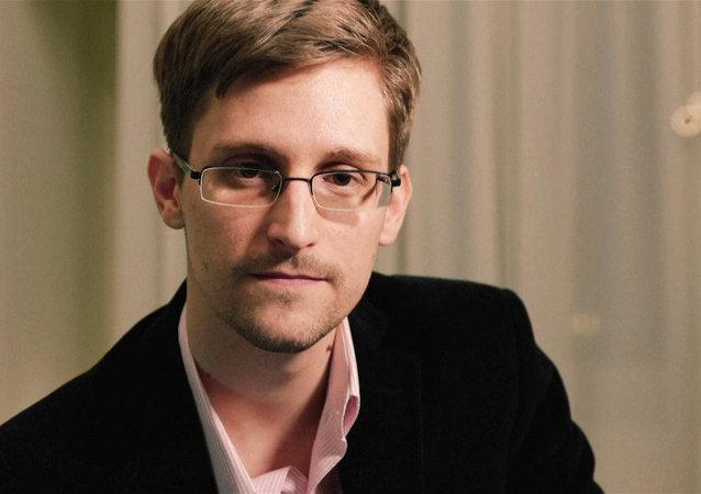 Edward Snowden, ex-agente de la CIA (archivo)