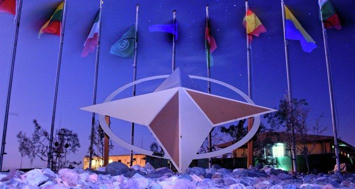 Banderas de los países miembros de la OTAN