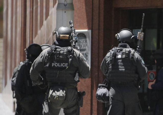 Policia australiana (archivo)