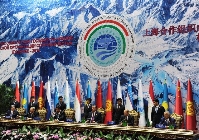 Organización de Cooperación de Shanghái (OCS)
