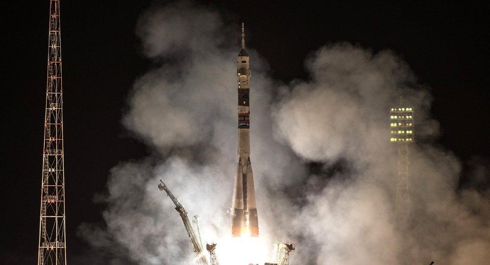 Cohete Soyuz TMA