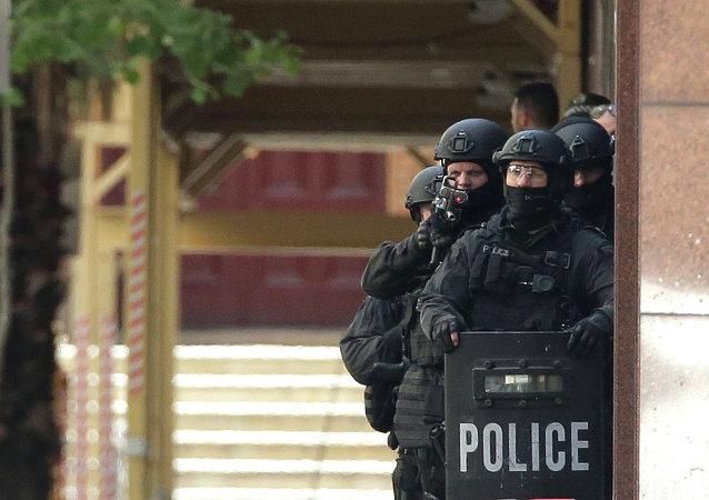 Policía de Australia