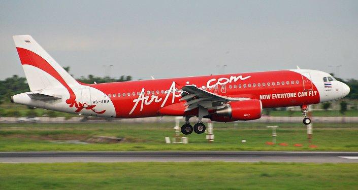 Thai AirAsia Airbus A320-216