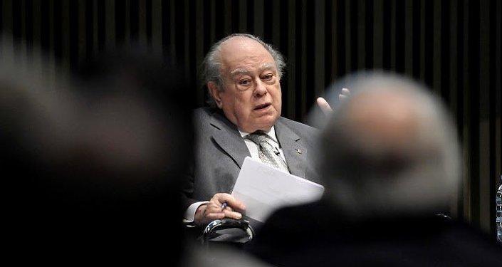 Jordi Pujol, expresidente de Cataluña (Archivo)