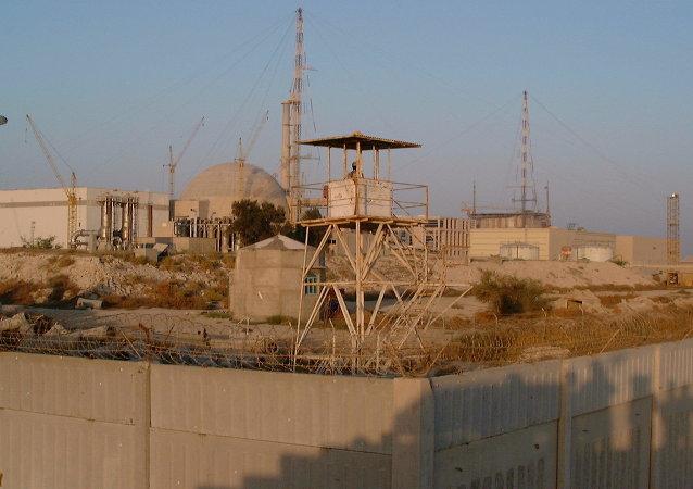 Central nuclear iraní de Bushehr