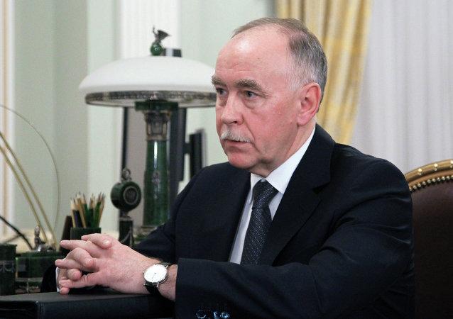 Встреча президента РФ Владимира Путина с Виктором Ивановым