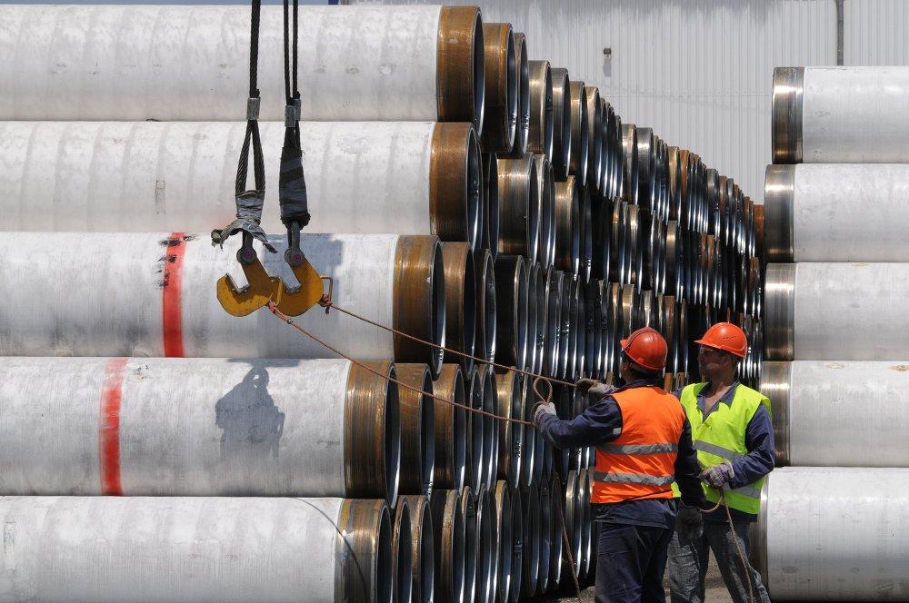 La construcción del gasoducto South Stream