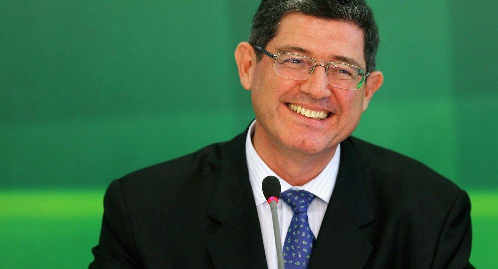 Joaquim Levy, ministro de Economía y Hacienda de Brasil
