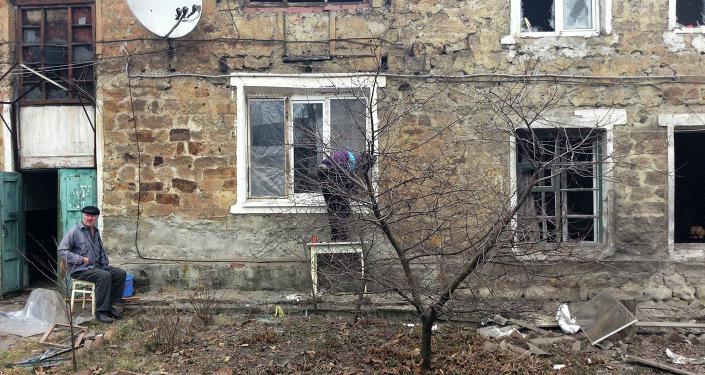 Kiev impide la reconstrucción de la infraestructura de Donbás
