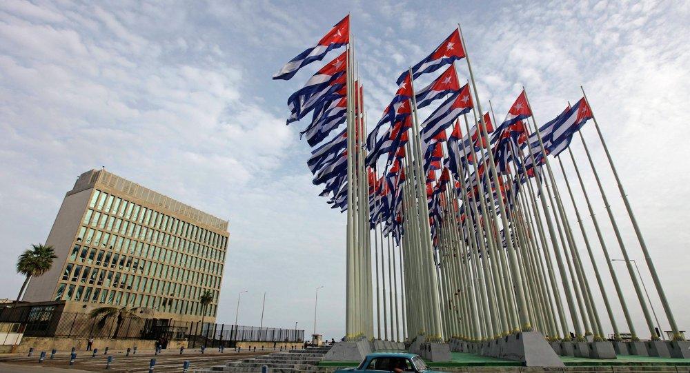 Misión diplomática de EEUU en Cuba
