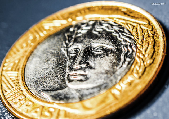 Real, moneda brasileña