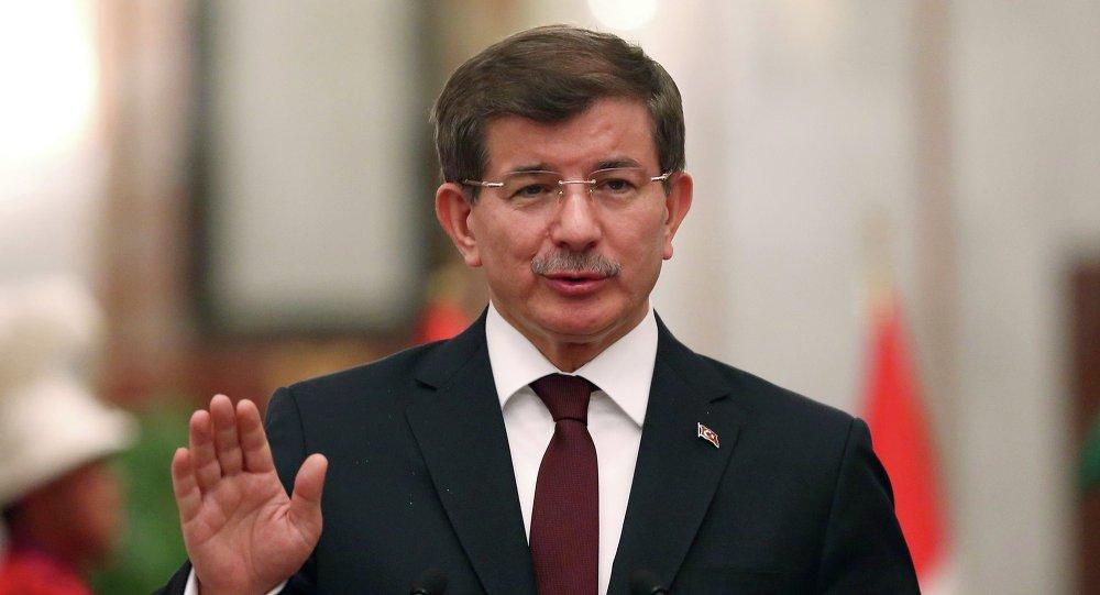 Ахмет Давутоглу, премьер-министр Турции