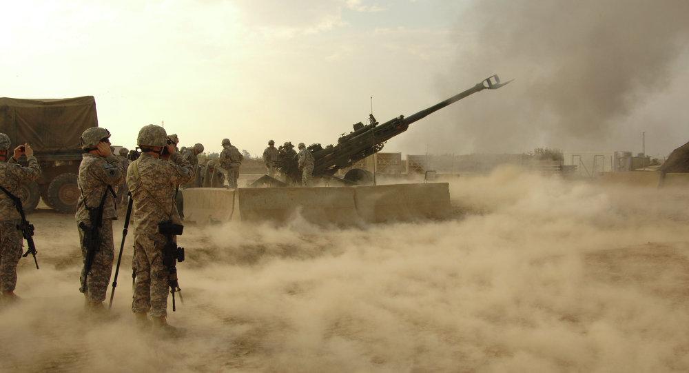 Tropas de EEUU en Irak (archivo)