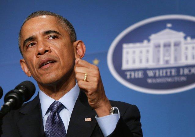 Obama resalta los problemas económicos de Rusia para silenciar los de EEUU