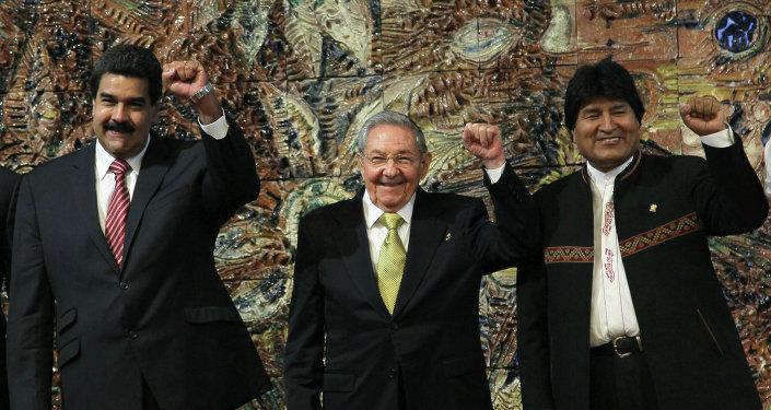 Celebran en La Habana los 12 años de la creación del ALBA