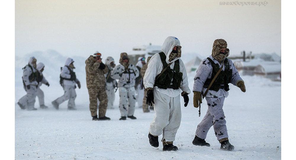 Comienza a funcionar una nueva base militar rusa en el Ártico