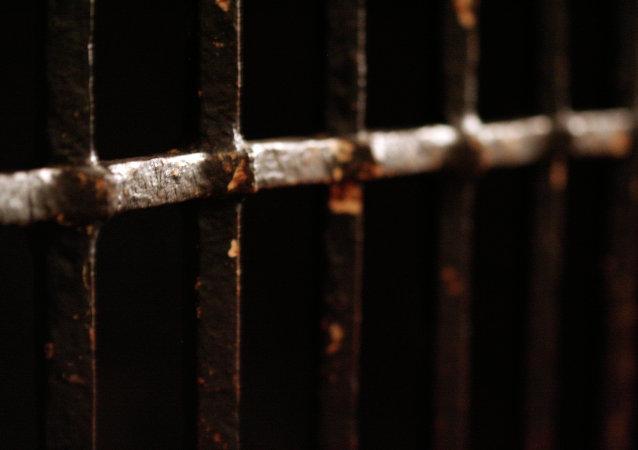 Rejas de la cárcel