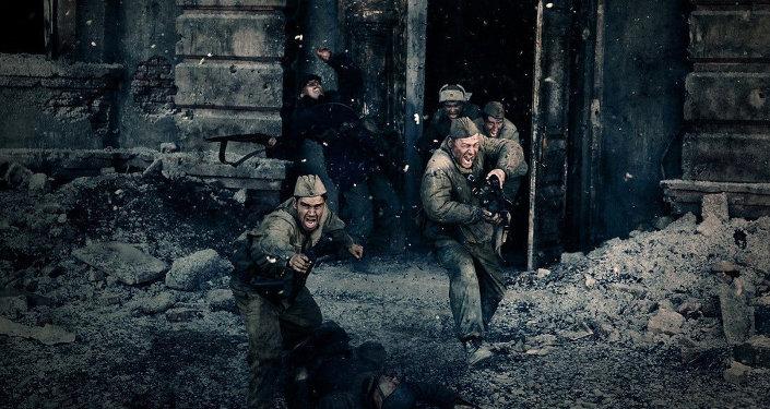 Imagen de la película Stalingrado