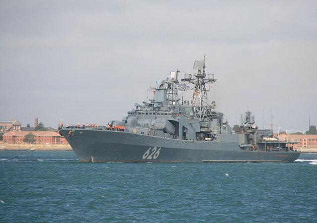 Vicealmirante Kulakov