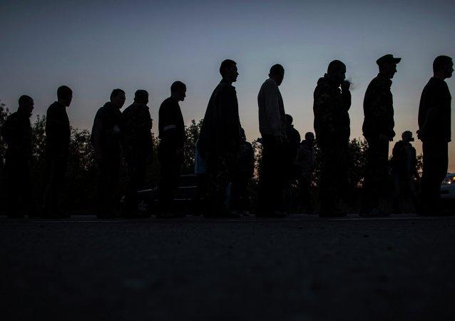Aplazado un canje de prisioneros entre Kiev y Donestk que estaba previsto para hoy
