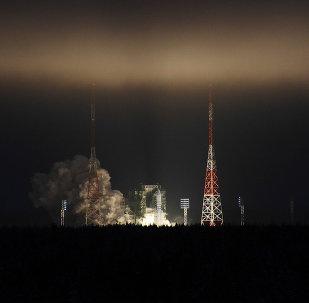 Primer lanzamiento del cohete pesado ruso Angará-A5