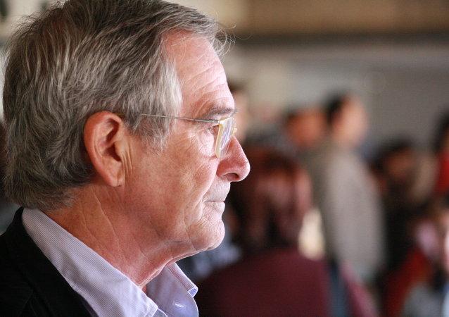Xavier Trias, alcalde de Barcelona