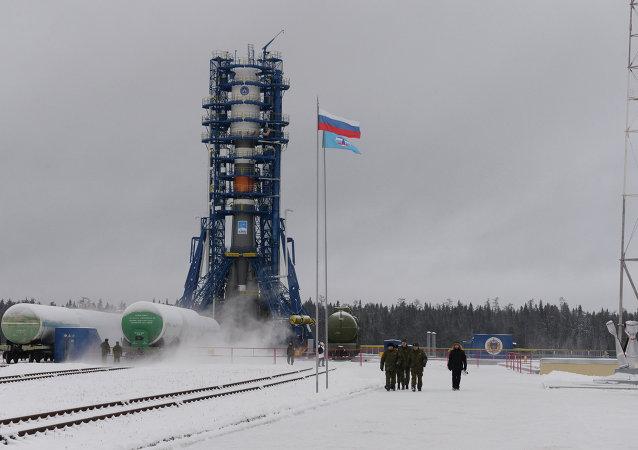 Cosmódromo de Plesetsk