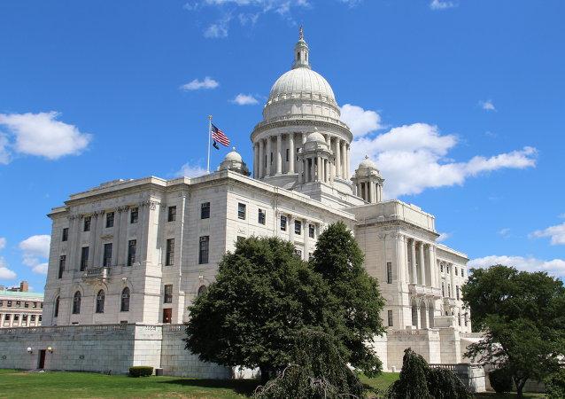 Капитолий штата Род-Айленд в Провиденсе