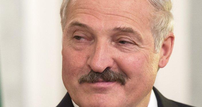 Alexandr Lukashenko, presidente bielorruso