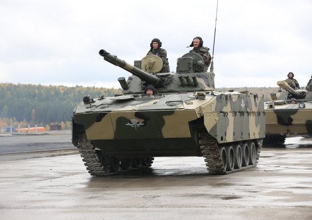 Vehículo de combate aerotransportado BMD-4M