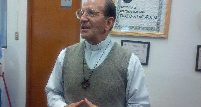 Sacerdote Alejandro Solalinde