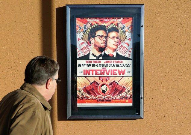 La Entrevista recauda en los cines más de un millón de dólares en un día