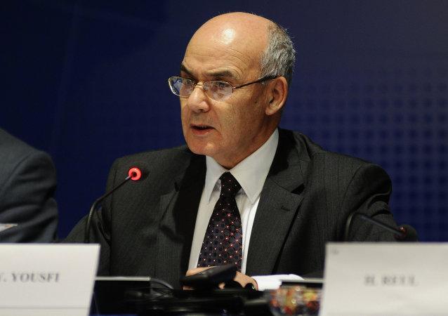 Министр энергетики Алжира Юсеф Юсфи