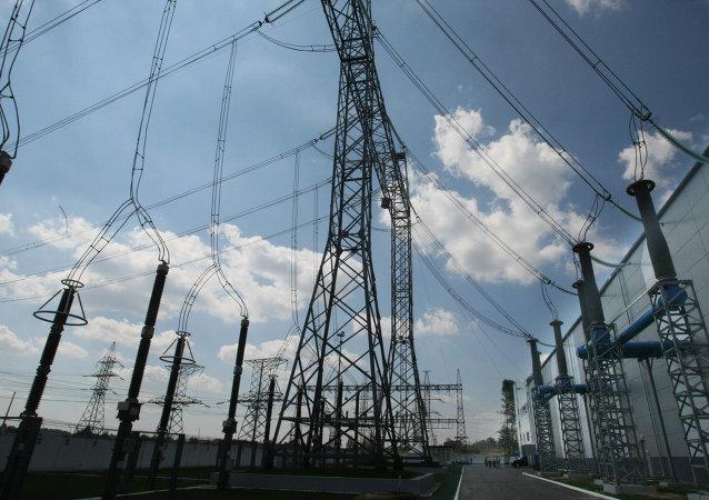 Energéticos rusos