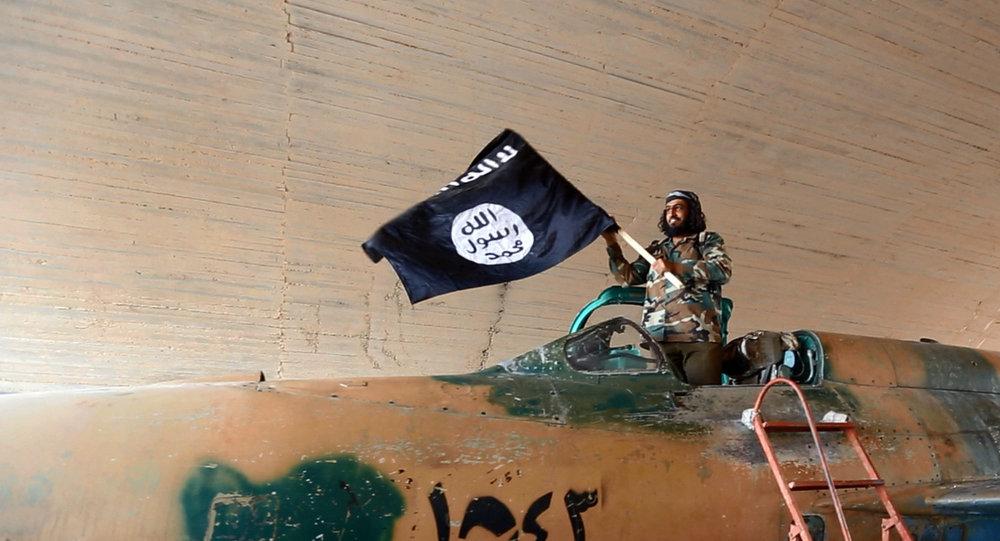 Combatientes del Estado Islámico