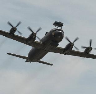 Avión de patrulla y guerra antisubmarina Il-38N
