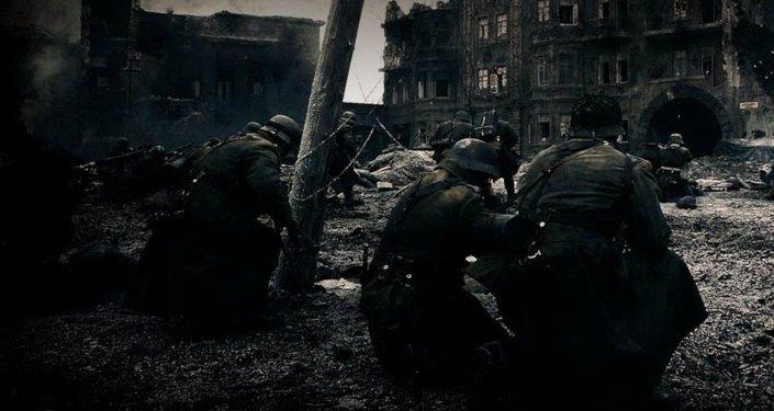 Imagen de la película rusa Stalingrad